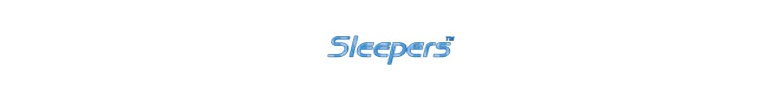 Sleepers Slippers