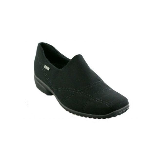 Ara 40954-01 Black Waterproof Shoe