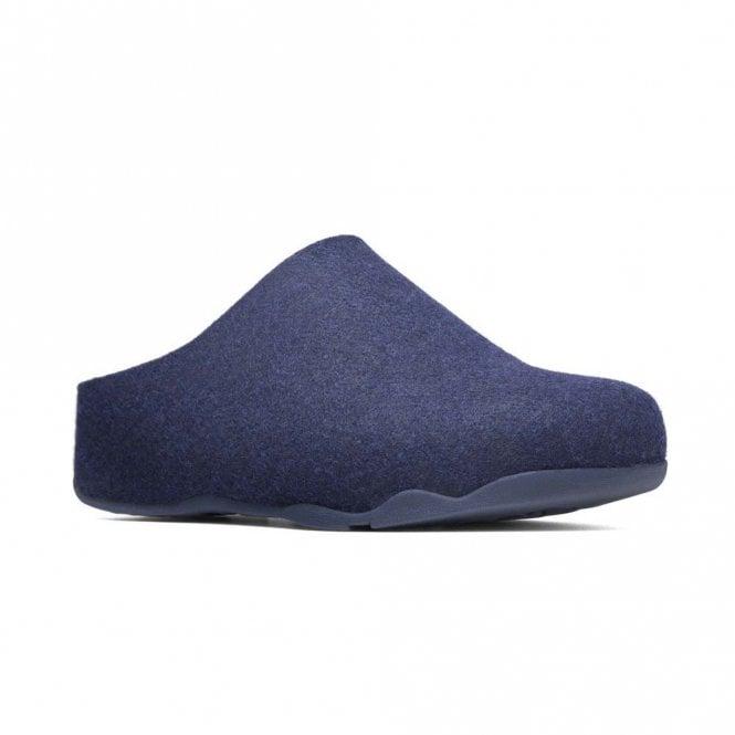 FitFlop Shuv Supernavy Fabric Slipper