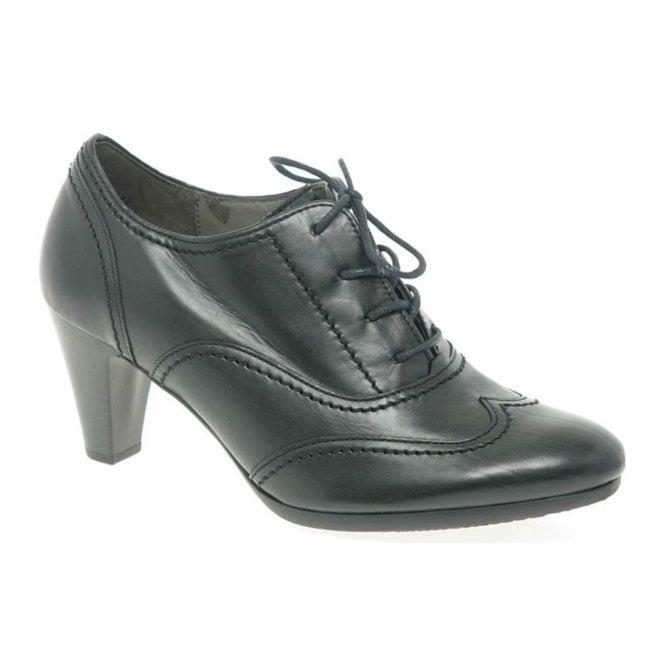 Gabor Cher 55.390.97 Black Patent Trouser Shoe