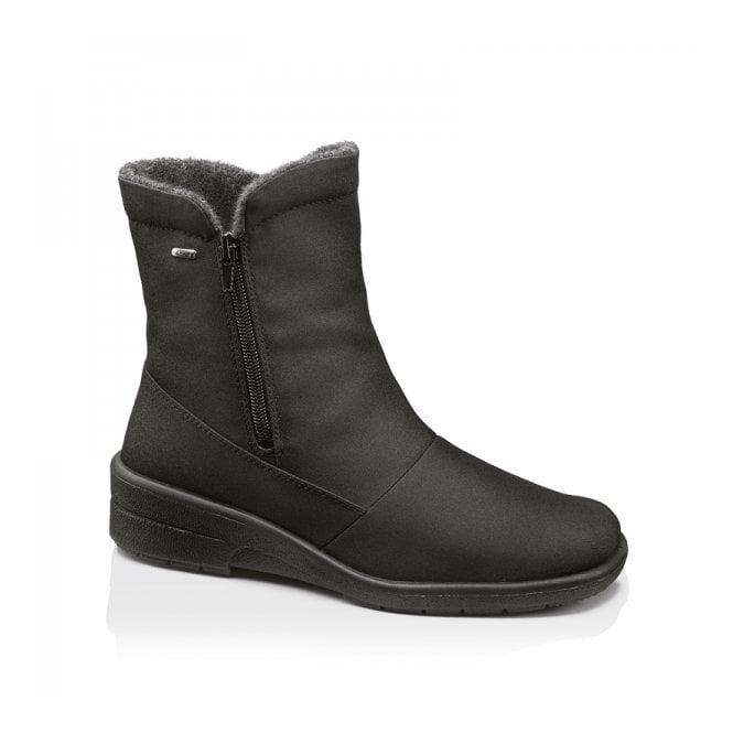 Jenny 68591-06 Black Waterproof Winter Boot