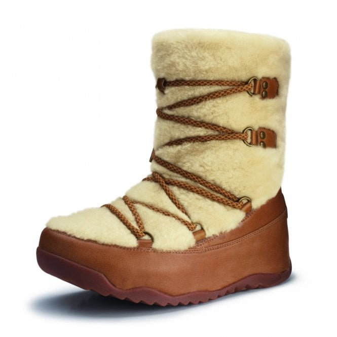 FitFlop SuperBlizz Maple Waterproof Boot