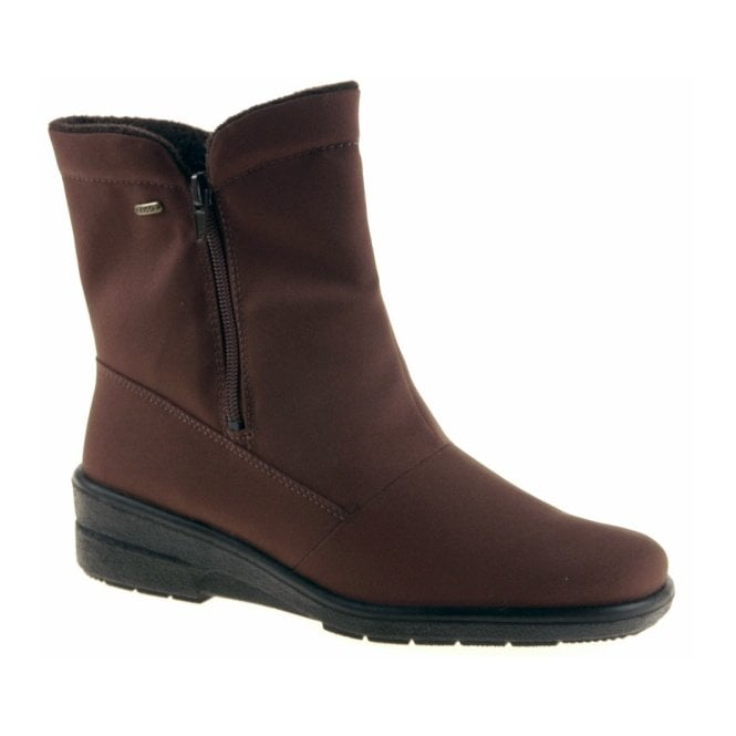 Jenny 68591-07 Brown Waterproof Winter Boot