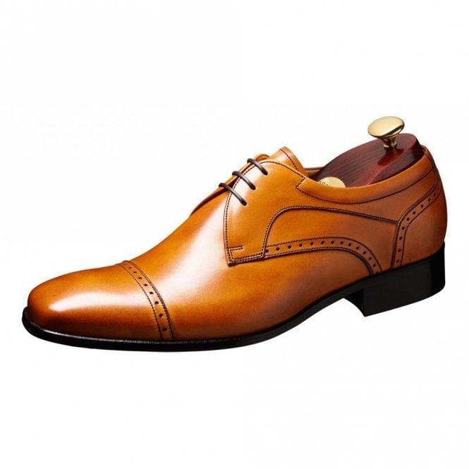 Barker Nick Cedar Leather Lace up Shoe