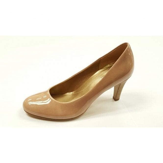 Gabor Lavender 45.210.79 Rose Patent Court Shoe