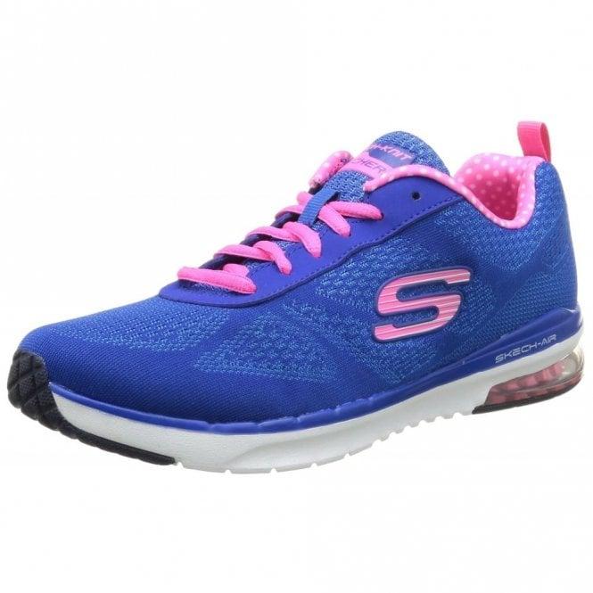 Skechers Skech-Air Infinity Blue / Hot Pink