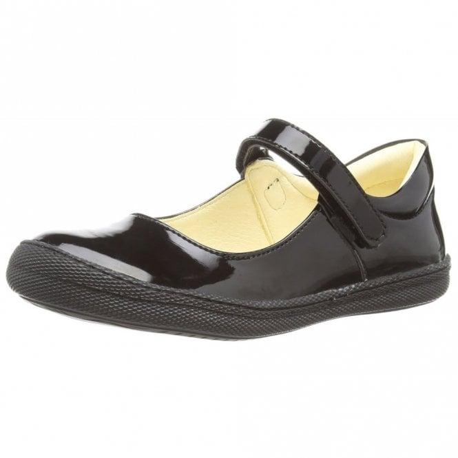 Primigi Morine 1-E Black Patent Girl's Shoe