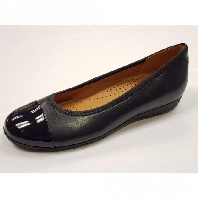 Gabor Raspa 74.161.56 Navy Pump Shoe