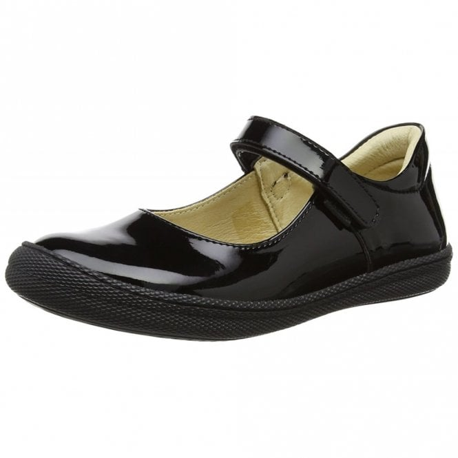 Primigi PTF 24322 Black Patent Girl's Shoe