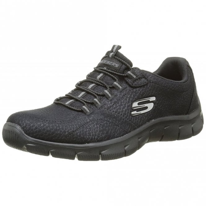 Skechers Relaxed Fit: Empire - Take Charge Black Fabric