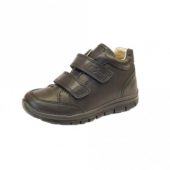 Primigi PHL 8591 Black Leather Boys Boots