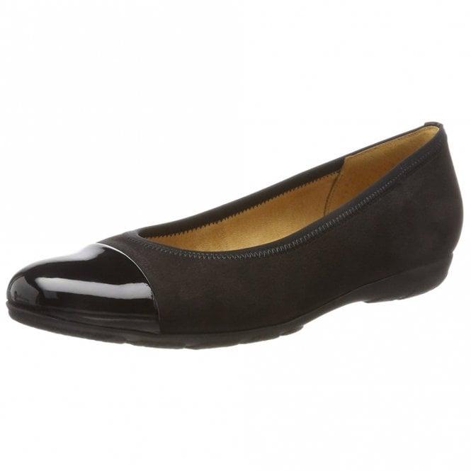 Gabor Raspa 84.161.57 Black Pump Shoe