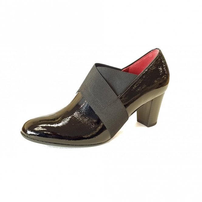 Gabor Function 92.165.87 Black Patent Trouser Shoe