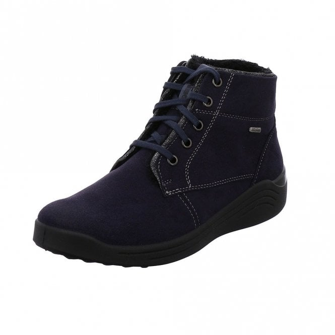 Romika Madera 08 Ocean Navy Blue Waterproof Boot
