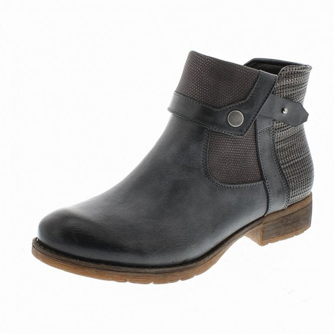 Romika Wendy 01 Anthrazit Ankle Boot