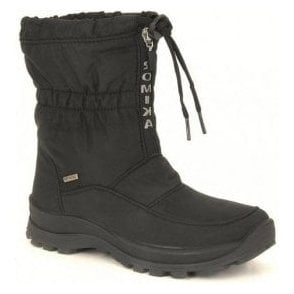 Alaska 118 Black Waterproof Boot