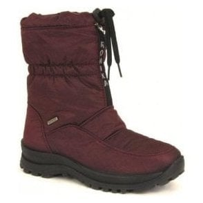 Alaska 118 Bordeaux Waterproof Boot