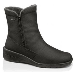 68591-06 Black Waterproof Winter Boot