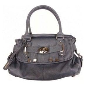 H1042-14 Navy Handbag