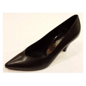 Isle 81.281.87 Black Synthetic Court Shoe