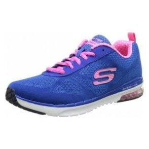 Skech-Air Infinity Blue / Hot Pink