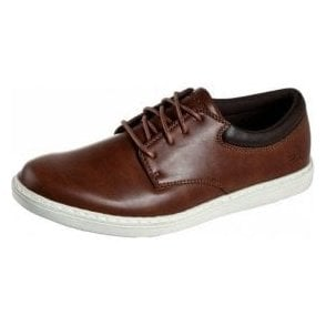 Lanson - Escape Brown Casual Mens Shoe