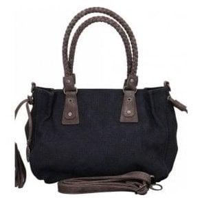 H1344-14 Navy Handbag
