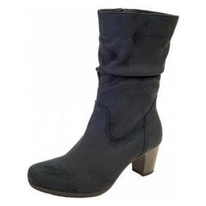 Adele 94.684.46 Nightblue Navy Mid Calf Boot