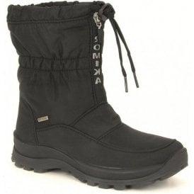 Alaska 118 Black Waterproof Boot