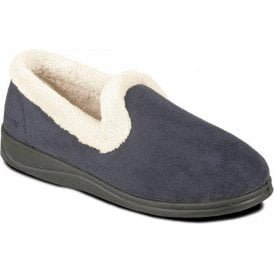 Repose Micro Suede Slipper