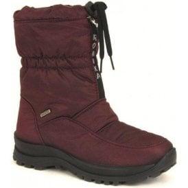 Alaska 118 Bordeaux Waterproof Boot