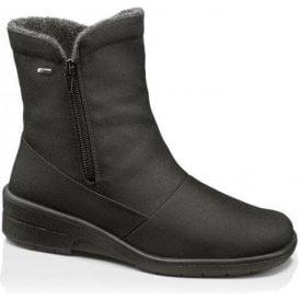 68591-06 Black Waterproof Winter Boot