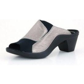 Mokassetta 244 27044 Platinum Mule Sandal