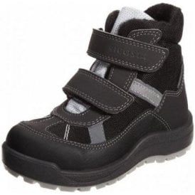 Gabris 57305-091 Black Waterproof Boys Boots