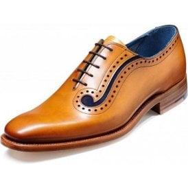 Lucas Cedar Leather Lace up Shoe