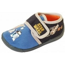 Star Wars Multi Fabric Boys Slipper