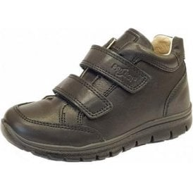 PHL 8591 Black Leather Boys Boots