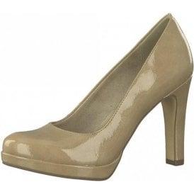 22426-20 Dune / Nude Patent Shoe