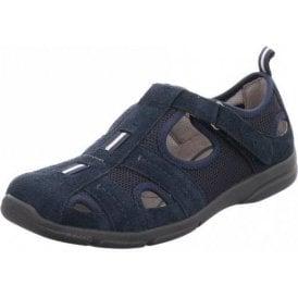 Traveler 24 Jeans Nubuck / Mesh Trainer Shoe