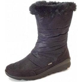 Vegas 16 Black Waterproof Boot