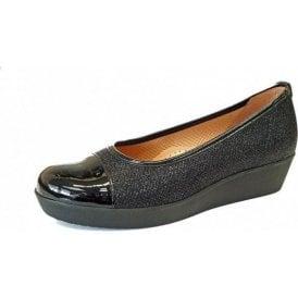 Orient 96.471.17 Black Patent Pump Shoe