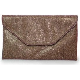 Jaq ZLR502 Bronze Multi Clutch Handbag