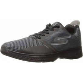 GOwalk 4 - Elect Grey / Black  Mens Trainer Shoe