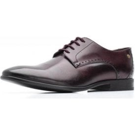 Westbury Bordo Leather Lace Derby Shoe