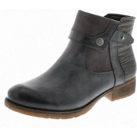 Wendy 01 Anthrazit Ankle Boot