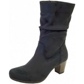 Adele 94.684.46 Nightblue Navy Mid Calf Boot