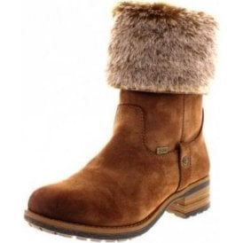 96854-24 Tan Water Resistant Warm Lined Boot
