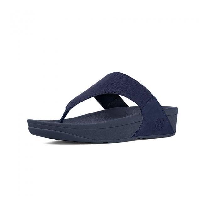 c9919983aa536 Lulu Canvas Supernavy Sandal