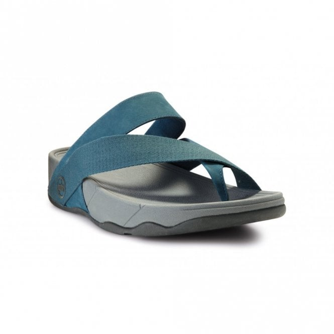 Sandal Lake Sling Fitflop For Men Blue 29YEHbeWDI