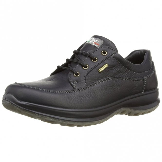 986139f703c Grisport Livingston Black Leather Water Resistant Shoe